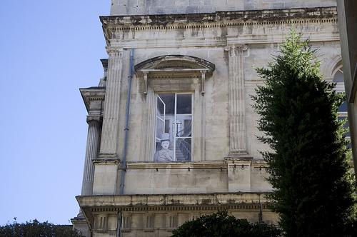 Trompe-l'œil à Avignon by MaJuCoMi