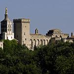 Palais des Papes d'Avignon - Vaucluse by phildesorg - Avignon 84000 Vaucluse Provence France