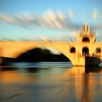 Sur le pont d'Avignon... par Boccalupo - Avignon 84000 Vaucluse Provence France