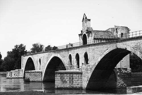 Saint Benezet Bridge by 6835