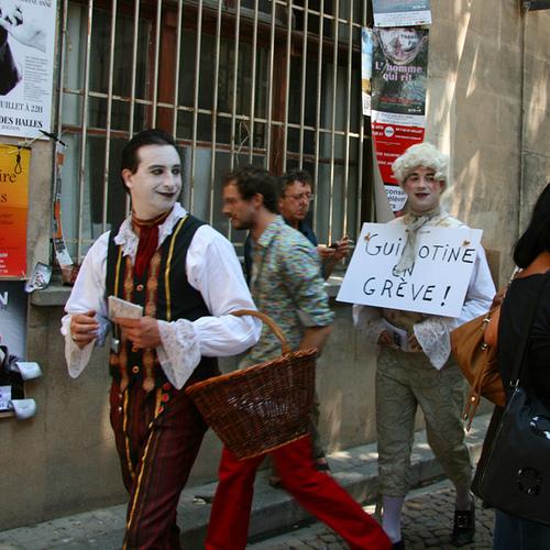 Festival d'Avignon : les acteurs font leur promo by CouleurLavande.com