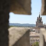 Tour de l'Horloge vu depuis le Palais des Papes by gab113 - Avignon 84000 Vaucluse Provence France