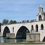 Pont d'Avignon et sa chapelle par gab113 - Avignon 84000 Vaucluse Provence France