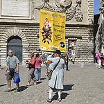Avignon pendant le Festival 2012 par Massimo Battesini - Avignon 84000 Vaucluse Provence France