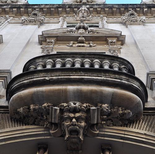 Architecture : Opulence du XIXe siècle by byb64