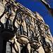 L'ombre des platanes sur les facades par byb64 - Avignon 84000 Vaucluse Provence France