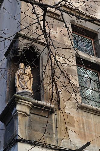 Au coin de la rue du collège du Roure par byb64