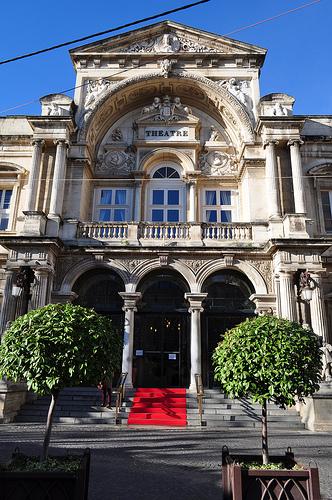 Opéra d'Avignon by byb64