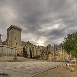 Palais des papes by Billblues - Avignon 84000 Vaucluse Provence France