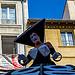 Festival d'Avignon... street parade par alalchan - Avignon 84000 Vaucluse Provence France