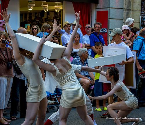 Festival d'Avignon 2013 par alalchan