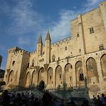 Palais des Papes à Avignon by gab113 - Avignon 84000 Vaucluse Provence France