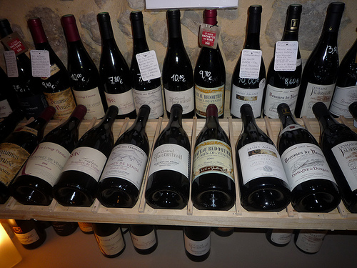 dégustation de vin by gab113
