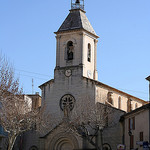 Beaumes de Venise: Church Front by  - Beaumes de Venise 84190 Vaucluse Provence France