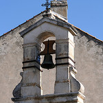 Chapel Bell in Beaumes by  - Beaumes de Venise 84190 Vaucluse Provence France