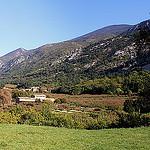 Vue depuis le hameau de Sainte Marguerite à Beaumont du Ventoux by Tinou61 - Beaumont du Ventoux 84340 Vaucluse Provence France