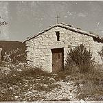 La chapelle Sainte Sidoine à Beaumont du Ventoux par Tinou61 - Beaumont du Ventoux 84340 Vaucluse Provence France