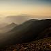 Le lever du soleil vu du Mont-Ventoux by Stéphan Wierzejewski - Beaumont du Ventoux 84340 Vaucluse Provence France