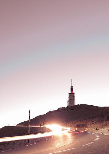 Le géant de Provence s'endort - Mont-Ventoux par Tramontane - Renaud Danquigny Photographies
