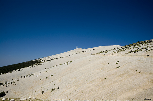 Le Mont Chauve by sguet1