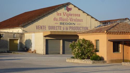 Les vignerons du Mont-Ventoux par gab113