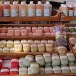 Natural soaps and shampoos - bédoin market by Sokleine - Bédoin 84410 Vaucluse Provence France