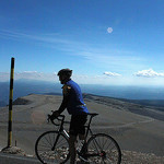 Ventoux - Cyclist who did it! by Sokleine - Bédoin 84410 Vaucluse Provence France