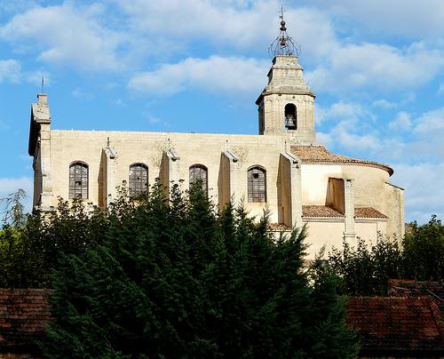 Eglise Saint-Pierre de Bédoin - Vaucluse par voyageur85