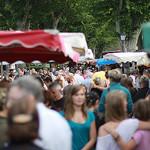 Marché de Bedoin - tous les lundis matin par gab113 - Bédoin 84410 Vaucluse Provence France