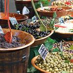 Olives - Marché de Bedoin par gab113 - Bédoin 84410 Vaucluse Provence France