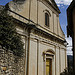 La facade de l'glise de Bdoin by  - Bdoin 84410 Vaucluse Provence France