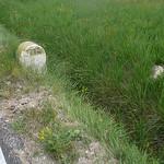 Borne kilométrique D14  par gab113 - Bédoin 84410 Vaucluse Provence France
