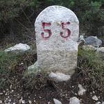 Borne 55 par  - Bédoin 84410 Vaucluse Provence France