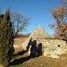 Borie isolée au milieu des champs par gab113 - Blauvac 84570 Vaucluse Provence France