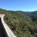 D942 sur la route des Gorges de la Nesque à Vélo par  - Blauvac 84570 Vaucluse Provence France