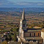 View from Bonnieux. by nlalor - Bonnieux 84480 Vaucluse Provence France