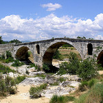 Le Pont Julien à côté de Bonnieux by woll_gras - Bonnieux 84480 Vaucluse Provence France