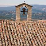 Bell tower, Bonnieux par jprowland - Bonnieux 84480 Vaucluse Provence France