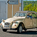 Citroen - 2CV - in Provence by Too del Barrio - Bonnieux 84480 Vaucluse Provence France