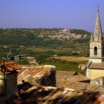 Lacoste vu de Bonnieux par perseverando - Bonnieux 84480 Vaucluse Provence France