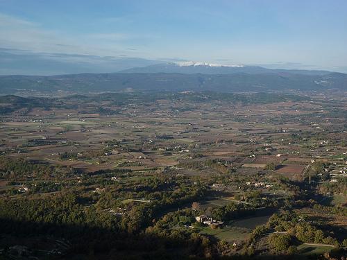 Vallée du Calavon, Monts de Vaucluse et Mont ventoux par Toño del Barrio