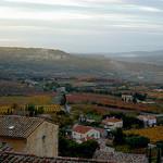 Bonnieux - Lubéron - automne par Toño del Barrio - Bonnieux 84480 Vaucluse Provence France
