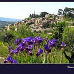 Bonnieux - Printemps dans le Luberon par myvalleylil1 - Bonnieux 84480 Vaucluse Provence France