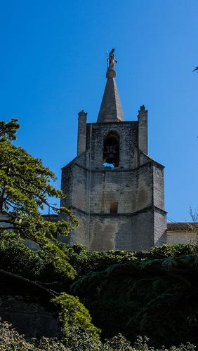 Ancienne église de Bonnieux by Cpt_Love