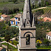 Clocher de l'glise de Bonnieux by  - Bonnieux 84480 Vaucluse Provence France