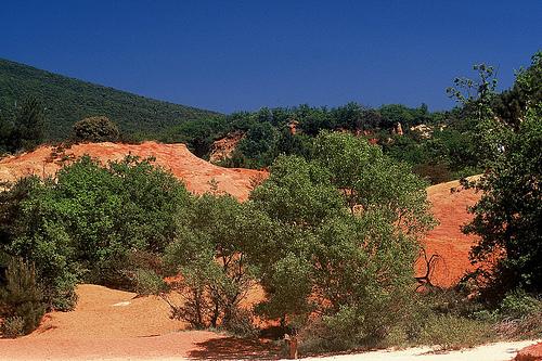 Colorado Provençal à Bouvène : entre désert jungle par wanderingYew2
