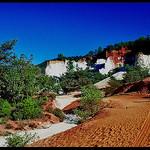 Rustrel ou le petit Colorado Provençal par Patchok34 -   Vaucluse Provence France