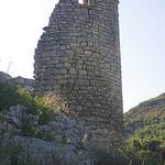 Fort de Buoux : tour by MoritzP - Buoux 84480 Vaucluse Provence France