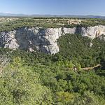 Fort de Buoux : vue sur le Ventoux by MoritzP - Buoux 84480 Vaucluse Provence France