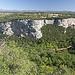 Fort de Buoux : vue sur le Ventoux par MoritzP - Buoux 84480 Vaucluse Provence France